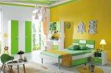 Het moderne Kleurrijke Meubilair van het Huis van de Reeksen van de Slaapkamer van Jonge geitjes