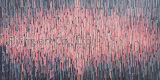 Het abstracte Olieverfschilderij van de Reproductie van de Ambacht