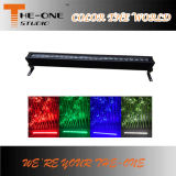 Iluminación LED 24X10W Bar arandela de la pared exterior Disco