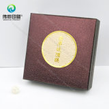 Caixa de presente de empacotamento do papel de impressão do bolo de lua