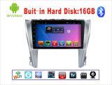 De androïde GPS van het Systeem Speler van de Auto DVD van de Navigatie voor de Oker van Toyota het Scherm van de Aanraking van 10.1 Duim met Bluetooth/WiFi/MP3/MP4/TV