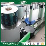 Máquina de etiquetas de alta velocidade do frasco redondo da maquinaria automática