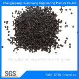 Particules en plastique de polyamide de granules de PA66 GF25
