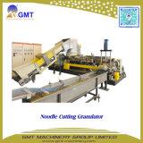 Granulador de madera reciclado plástico de la biomasa del PVC WPC que hace la máquina