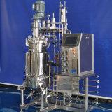 50 litros de fermentador agitado mecânico do aço inoxidável