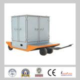 De Zuiveringsinstallatie van de Olie van de transformator Opgezet op een Aanhangwagen