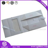 Contenitore pieghevole semplice impaccante di carta personalizzato di regalo cosmetico