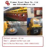 Granit-Platte-Steinpoliermaschinen-Zeile