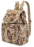 Im Freiensport-kleiner doppelter Schulter-Rucksack der Dame-Women Camouflage (CY3618)