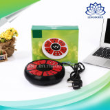 花の形4 USBポートのBluetoothの携帯用スピーカーの製造者