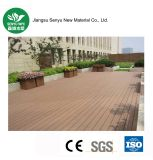 Longo tempo de vida WPC Outdoor Solid Flooring