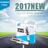 Bd BaudoはNgk Densoのための7701の広州の工場直接原価の点火プラグのスーツBkr6egpを模倣する