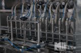 자동적인 청소 액체 및 제정성 충전물 기계