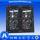 Ângulo de visão largo P3 interno SMD2121 que anuncia a caixa leve do diodo emissor de luz