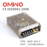 Stromversorgung Wxe-40s-5 SMPS/Sps/PSU der Schaltungs-40W