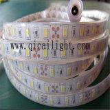 Ultrabright 0.5W per LED, 50-55lm per LED, striscia di 12V/24V 5630 LED