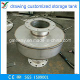Kundenspezifische Metallprodukte, konischer kleiner Sammelbehälter