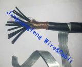 Обшитый PVC медного сердечника огнезащитный изолированный и, кабель системы управления Sta