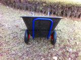 Carriola di plastica delle rotelle del cassetto due con il prezzo basso