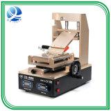3 in 1 separatore multifunzionale dell'affissione a cristalli liquidi del separatore Machine+Vacuum del preriscaldatore Station+Frame