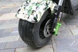 Un motorino elettrico potente delle due gomme grasse delle rotelle 1000W Harley