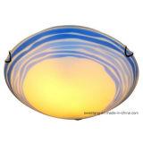Luz de vidro do quarto de crianças da lâmpada do teto do preço D30 barato clássico
