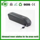 Downtube-2 tipo bateria elétrica da bicicleta do bloco da bateria de lítio 48V13ah com pilha de bateria da alta qualidade