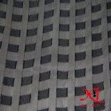 Tecido de moda Jacquard preto para vestido / tecido / Hijab