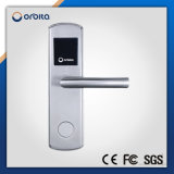 Fechamento de porta Keyless seguro eletrônico E3030 do hotel de Orbita Digital RFID