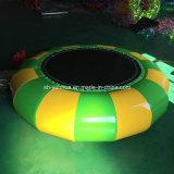 高品質膨脹可能な浮遊水公園の遊園地の/Jumpingの城