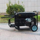 Nuevo tipo generador casero de potencia de salida real refrigerado del bisonte (China) BS6500p del biogás de Portbale del uso de 5kw 5000W 5kVA para la venta
