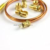 修理用キットのためのユニバーサル熱電対の使用