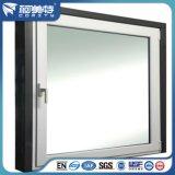 Guichet en aluminium de tissu pour rideaux de /Aluminium de profil d'enduit de poudre d'OEM d'usine