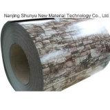Bobina di alluminio ricoperta colore del fornitore dello Shandong con il prezzo basso