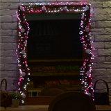 Свет шнура фейерверка украшения рождества цветов СИД нового продукта двойной