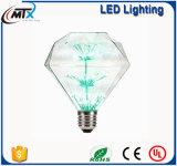 Ampoule économiseuse d'énergie chaude d'éclairage LED de la vente 2W