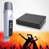 Коробка микрофона Karaoke дома микрофона Gymsong беспроволочная Bluetooth беспроволочная