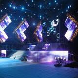 Farbenreiche Miete P2.5 LED-Innenbildschirmanzeige