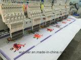 Wonyo automatizó 6 áreas principales 400*450m m del bordado de máquina del bordado