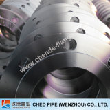 Flange de aço ASTM A182 F304/304L da linha do forjamento de Stinless