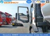 세 배 차축 Shancman 24cbm LPG 유조 트럭