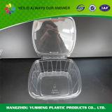 64oz de plastic Container van de Verpakking van het Voedsel met Scheur van Deksel