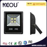 Fornitore professionista ODM/OEM indicatore luminoso di inondazione esterno di RGB LED di 360 gradi