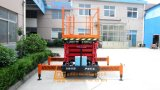 1ton los 6m hidráulicos Scissor la elevación (la plataforma de la extensión SJY1-6)