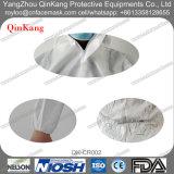 Tuta microporosa a gettare, vestiti impermeabili protettivi di isolamento