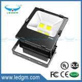 LEIDENE van de Verlichting van het LEIDENE de Openlucht van Schijnwerpers IP65 Projectors70W100watt- Project Lichten van de Vloed 12VDC 24V 110V 220V