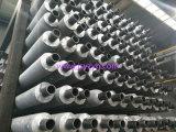 Tube d'acier du carbone de qualité avec les ailettes en aluminium expulsées, tube à ailettes