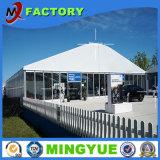 De reusachtige Tent van de Kromme van de Zaal van de Conferentie van de Grootte Openlucht