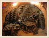 粘土の煉瓦Manaufacturingのための投資のHoffmann低い炉