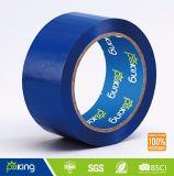 Bande bleue de pellicule rigide de la couleur BOPP pour le cachetage de carton